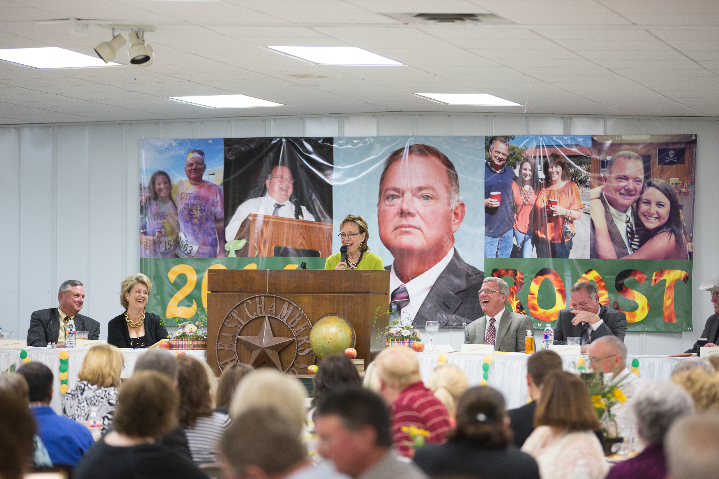 2014 Banquet and Roast